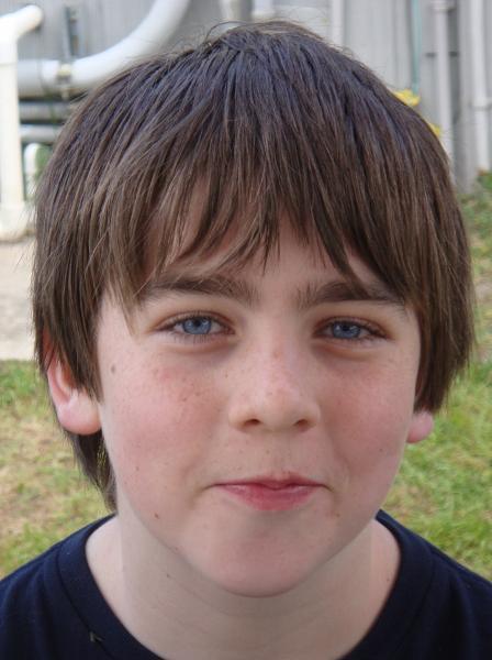 Cole winsome smile