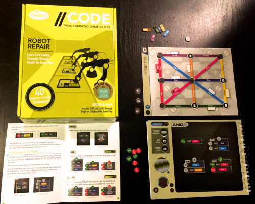 robot code